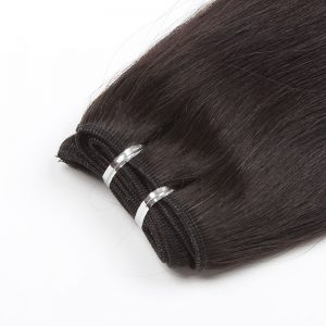 Brazilian Virgin Wefted Hair - Silky Straight