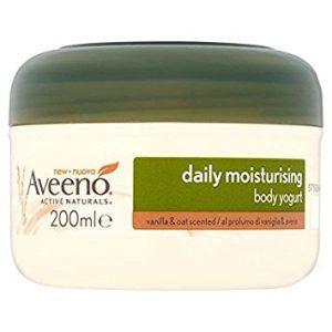 AVEENO® Daily Moisturising Body Yogurt – Vanilla & Oat scented