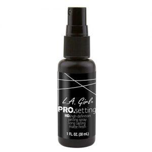 PRO.setting HD High Definition Matte Finish Setting Spray 30ml