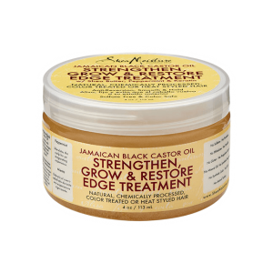 Shea Moisture Jamaican Black Castor Oil Strengthen & Restore Edge Treatment