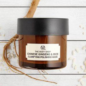 Chinese Ginseng & Rice Clarifying Polishing Mask