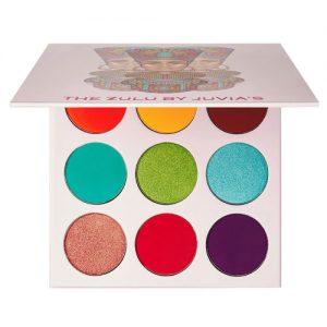 Zulu Eyeshadow palette