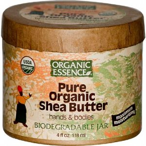 Organic Essence Pure Shea Butter (114g)