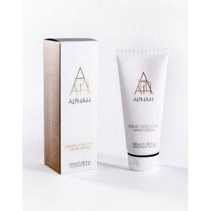 ALPHA-H Liquid Gold Rose Hand Cream( 100ml )