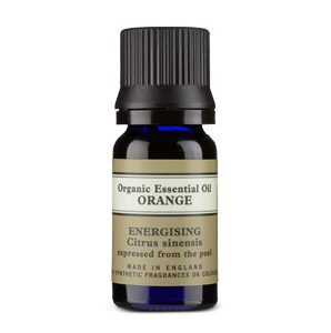 Orange Organic Essential Oil