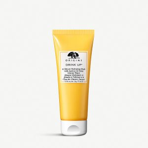 ORIGINS 10 Minute Hydrating Mask with Apricot & Swiss Glacier Water 100ml