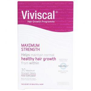 Viviscal Maximum Strength Supplements
