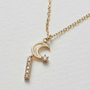 Celestial Charms Double Row Necklace