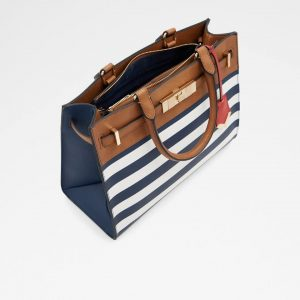 Nautical themed tote
